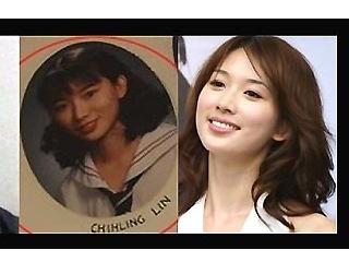 林志玲19歲