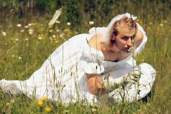 俄羅斯同志新娘寫真集002