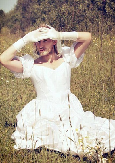 俄羅斯同志新娘寫真集004