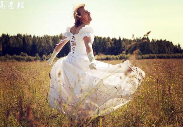 俄羅斯同志新娘寫真集003