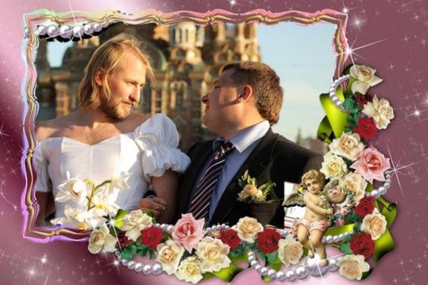 俄羅斯同志新娘寫真集007