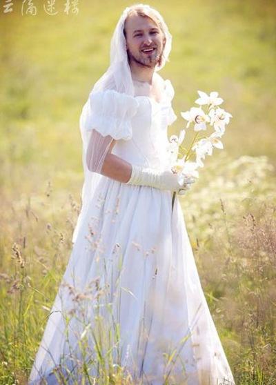俄羅斯同志新娘寫真集008