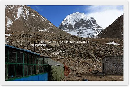 Blog Down from Kailash