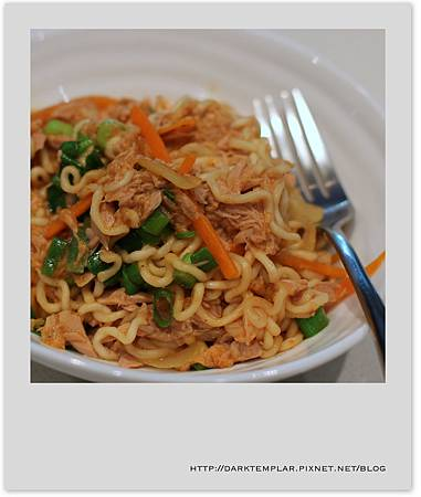 2015 Korean Instant Noodle with Tuna 03