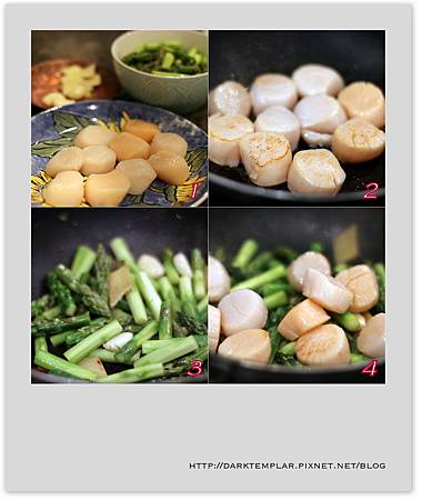 2015 Scallops with Asparagus 02