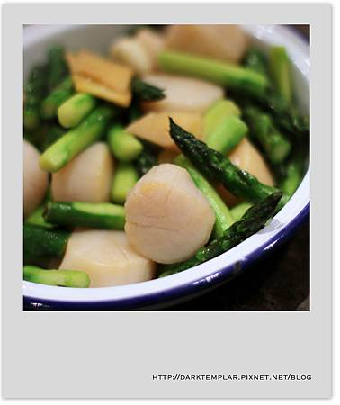 2015 Scallops with Asparagus 03