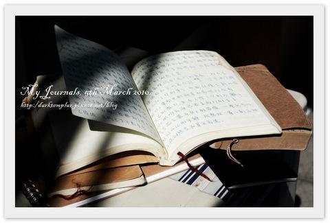 100305 My Journals.jpg