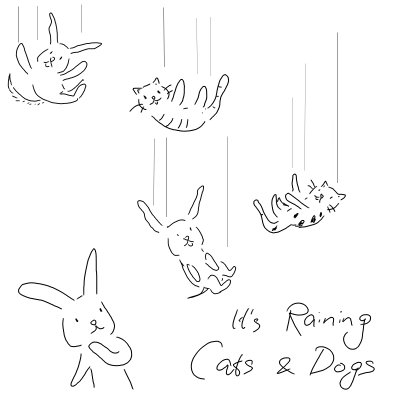 ah sa - Raining Cats and Dogs.jpg