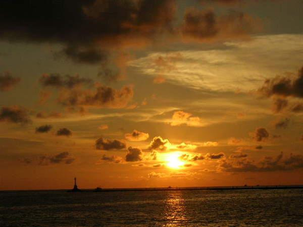 西子灣 sundown