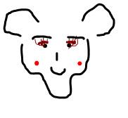 米老鼠化妝.bmp