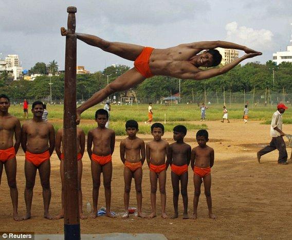 印度古武術