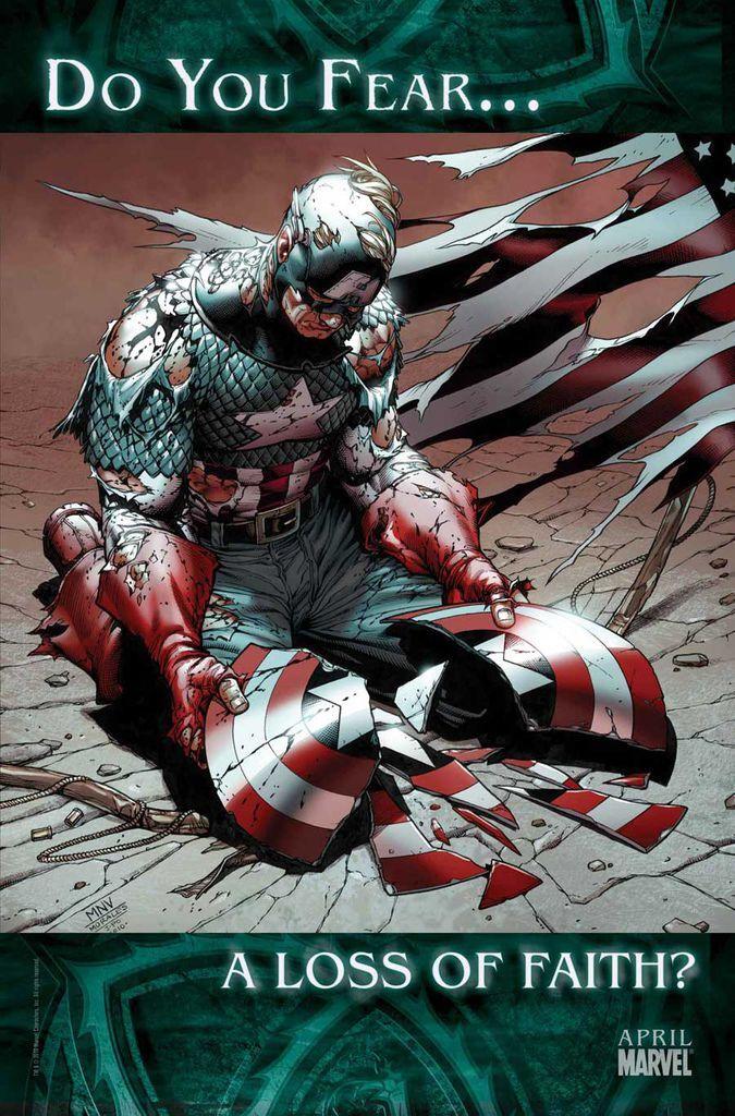美國隊長的盾牌