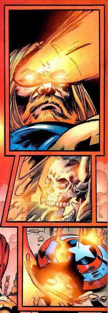 托爾殺死美國隊長