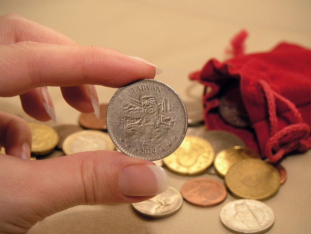 李小龍硬幣