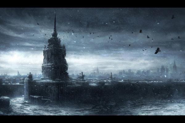 末日的莫斯科