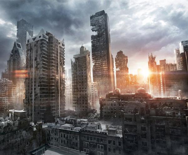 末日的紐約
