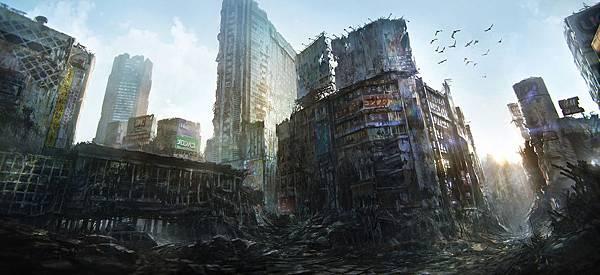 末日的東京