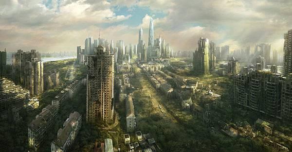 末日的上海