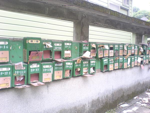 郵差按錯鈴.JPG