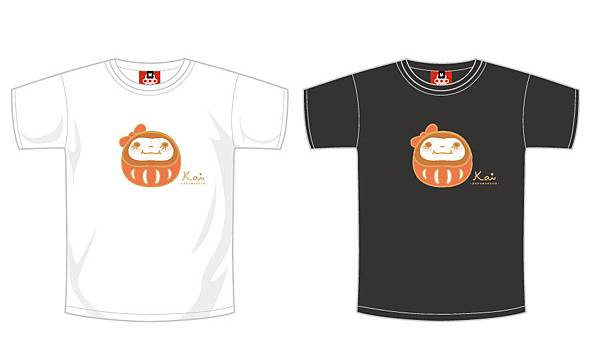 Darumaruko_Beebub_T-shirt_a03