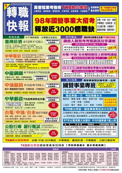 轉職快報彩色DM---090331版(國營事業)1.jpg