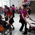 中華大同世界慈善會台南慈善舞蹈班與高雄慈善舞蹈班慰訪活動