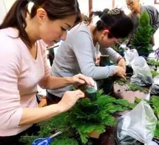 大同世界 台北道場 華音佛堂 歡樂聖誕樹教學