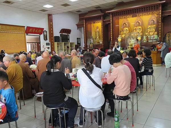 萬德禪寺圍爐大會