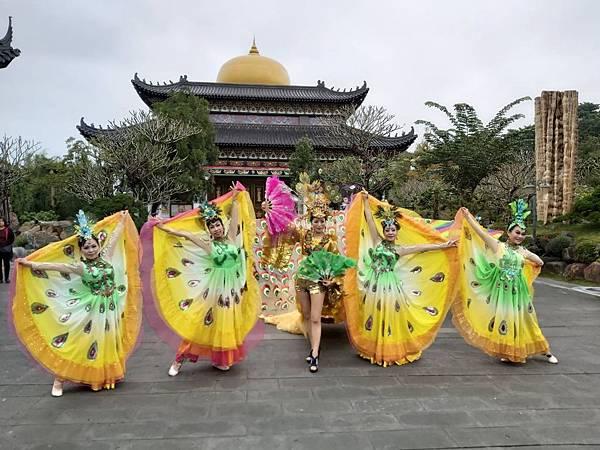 大同世界 新春巡迴義演活動