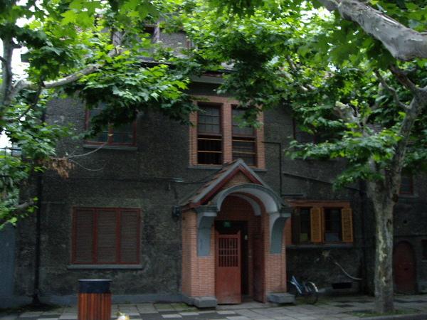老房子外貌