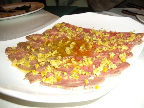 油醋生魚片