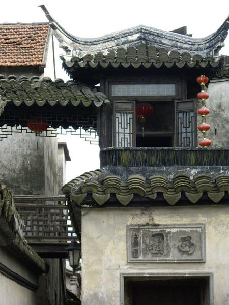 西塘特色建築