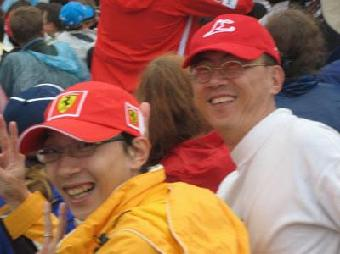 06年觀賽與李驥