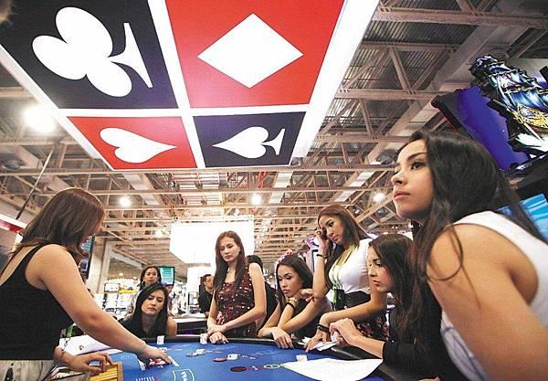 博弈賭場賭博