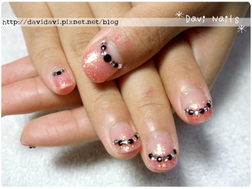 20110720。鑽鏈粉紅璀璨
