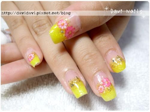 20110722。粉紅小雛菊
