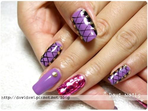20110905。紫色性感馬甲
