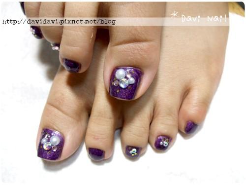 20110827。迷幻紫珍珠