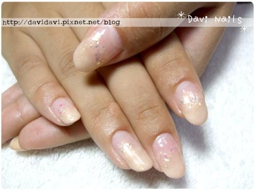 20111016。氣質珠光粉膚璀璨