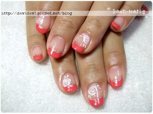 20111103。紅法式玫瑰