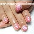 20120110。草莓氣泡小白花