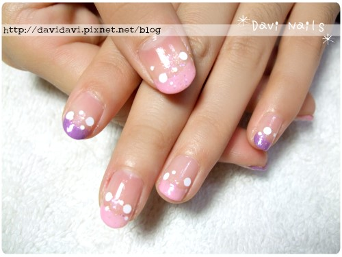 20120120。粉色泡泡