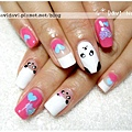 20120206。法式可愛熊貓