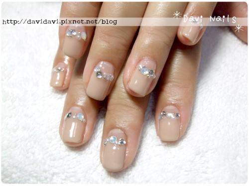 20120216。奶茶色珍珠