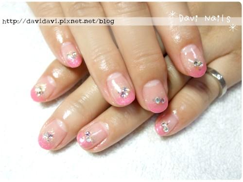 20120327。粉紅璀璨