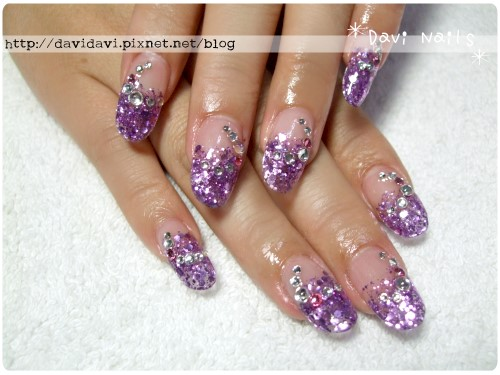 20120404。閃亮紫璀璨