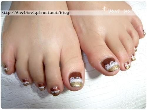 20120523。金棕紅x蕾絲
