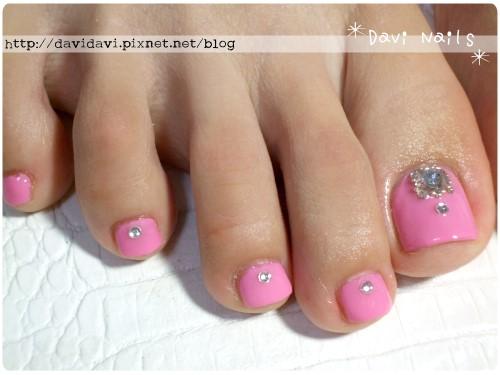 20120723。粉紅芭比