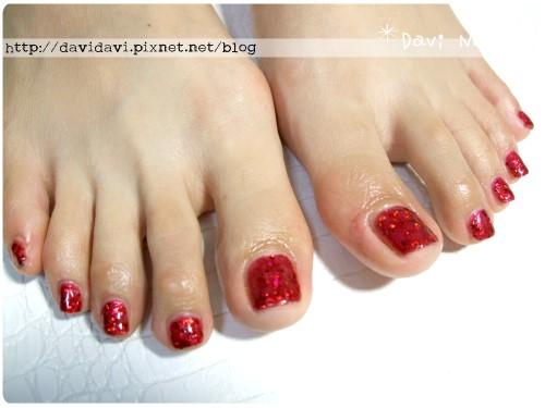 20120724。豔紅璀璨
