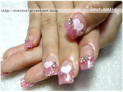 20110315。粉紅甜心